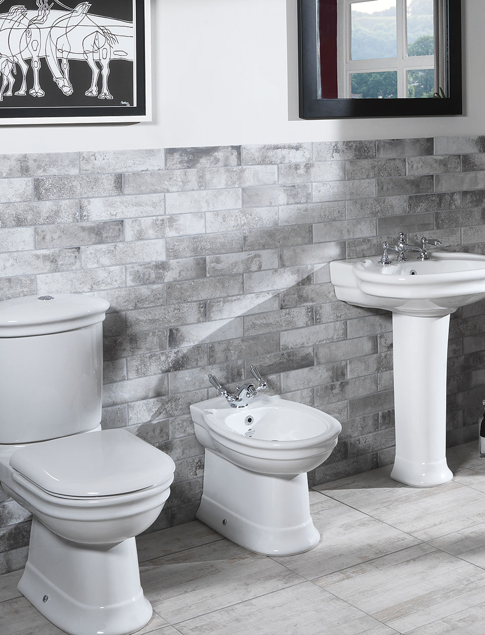 Silverdale Bathrooms - Tiles