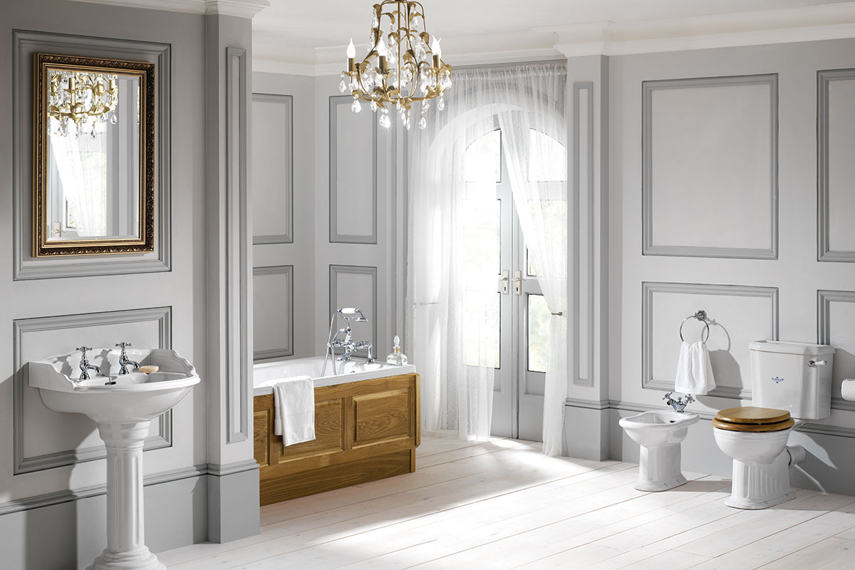 Silverdale Bathrooms - Belgravia Bathroom Suites