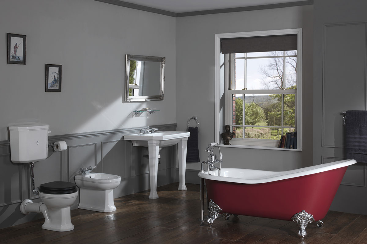 Silverdale Bathrooms Empire Bathroom Suites