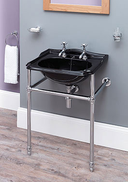 Heated Towel Rail & Basin Stands